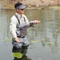 Waterproof Fishing Waders Chest Wading Trousers Boot Overalls Men Women
