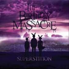 THE BIRTHDAY MASSACRE - SUPERSTITION USED - VERY GOOD CD