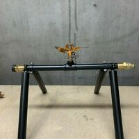 ZORRO Heavy Duty Adjustable Roof Mounted Impact Sprinkler Bush Fire Protection
