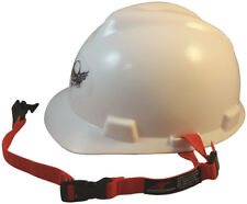 "Ty-Flot Safety Orange Hard Hat Chin Strap Lanyard ""Keep Your Lid On"""
