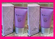 2 ~ MALLY Liquid Face Defender Cream Blush PASSION FRUIT Soft Pink Full Sz BOXED