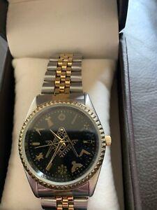 Masonic Wristwatch Henley