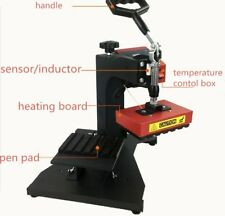 heat transfer machine special for pen printing