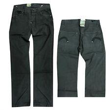 G-Star Reese Classic Herren Jeans Hose Straight Leg W30 L32 Grau NEU