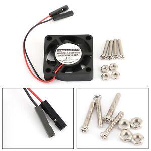 2 Pin 30MMx30MM 3007 5V Cooling Fan radiating For Raspberry Pi 3 Model B,4B,2B,B