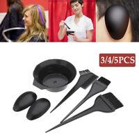 Hair Dye Tint Plastic Hair Styling Tool  Hair Brush Comb Ear Cover Hairdressing