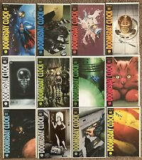 DOOMSDAY CLOCK_Issues 1-12_Complete Series_ First Prints_DC Comics