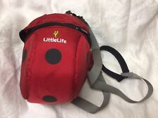 LittleLife Ladybird Toddler Backpack.