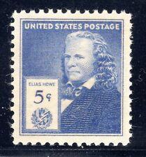 US STAMP #892 — 5c HOWE  -- SUPERB  -- MINT  --   GRADED 98