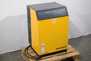 Jungheinrich SLT100 Batterieladegerät 24V 90A Gabelstaplerbatterie Ladestation