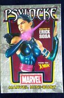 PSYLOCKE Marvel MINI BUST Statue 2005 BOWEN DESIGNS X-Men NIB / MIB BRAND NEW!