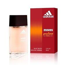 Moves Pulse for Him Eau De Toilette Spray by Adidas 1 Fluid Ounce New in Box