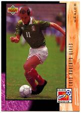 Luis Roberto Alves #UD29 de la Copa del Mundo Postales ENG/ger 1994 Tarjeta de Fútbol (C643)
