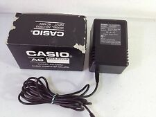 Casio AC Power Supply Charger Adapter - Model AD-C60U