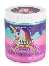 Orb Slimy Unicorn Rainflo Slime Compound 17.6oz Jar New