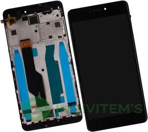 Für Xiaomi Redmi Note 4X Display Komplettes Bildschirm LCD + Touch + Rahmen