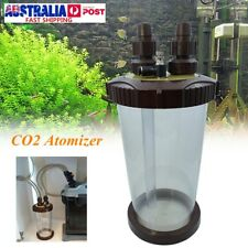Aquarium External Co2 Diffuser Reactor Canister Atomizer Fish Tank Equipment
