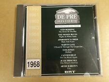 CD / DE PRE HISTORIE 1968 - OLDIES COLLECTION
