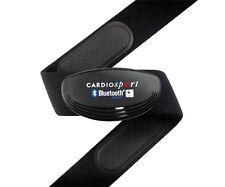 Cardiosport Bluetooth & ANT + cardiofrequenzimetro, per iOS/Android/Bici Computer