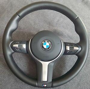 BMW X1 F48 ///M sport Volante in Pelle con Airbag OEM serie 1, 2, 3, 4 F30 F20