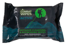 Combat Wipes Active Outdoor-Hygiene-Feuchttuch 25e