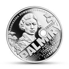 Poland / Polen 2020 - 10zl Katyn - Palmiry 1940