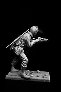 120mm 1/16 British Army Baton Gunner, Northern Ireland 1980