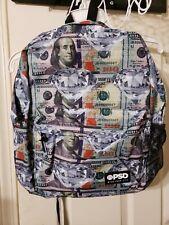 PSD Diamond and Benjamin's Urban School Book Bag Backpack
