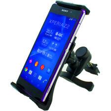 360 Universal KFZ Halterung Lüftung Halter Samsung Galaxy X-Cover-2 GT-E1200 i55