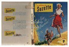 ALBUM LA SEMAINE SUZETTE  N° 9  DE 1956  N° 1  A 13 BE