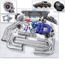T04E T3 T3/T4 Turbo Kit Cast Turbo Manifold For 90-96 Accord Prelude F22 F23 H23