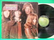 Badfinger Straight Up 1971 LP Album Apple SW 3387 Orig Sticker Todd Rundgren NM-