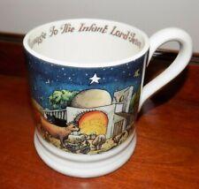 Emma Bridgewater Nativity Scene 2019 1/2 Pint Mug