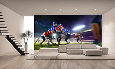 American Football Players Wall Mural Photo Wallpaper GIANT DECOR Paper Poster