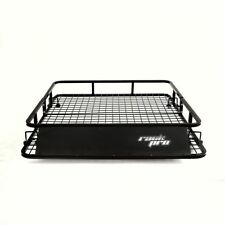 "48""x40"" Universal Roof Rack Basket Car Top Luggage Carrier Cargo Storage Travel"