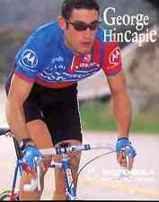 GOERGE HINCAPIE Team MOTOROLA 95 Cycling cyclist US OLYMPIC FESTIVAL CHAMPION