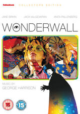 Wonderwall DVD (2014) Jack MacGowran, Massot (DIR) cert 15 ***NEW*** Great Value
