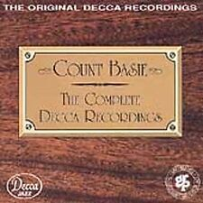 Count Basie - Complete Decca 1937-39 [New CD]