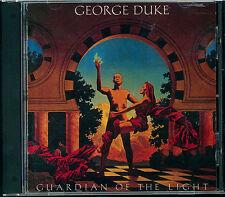 GEORGE DUKE-Guardian of the Light CD Japon 35.8p 20 black/silver label