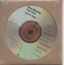(AE391) Brad Mehidau, Solo Piano - Live in Tokyo- DJ CD