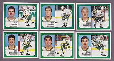 1988-89 Panini NHL Hockey Sticker Dino Ciccarelli #93 Minnesota North Stars