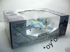 GAINCORP 1/72 WORLD AIRCRAFT DIECAST SU-27 FLANKER 8013 FIGHTER