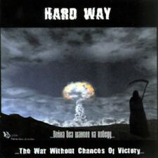 """Hard Way """"...The War Without Chances Of Victory"""" CD [UKRAINE THRASH DEATH METAL]"""