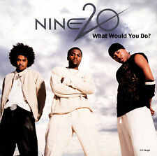 NINE20 - What Would You Do - CD - Single - **BRAND NEW/STILL SEALED**