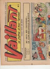 VAILLANT n°70 du 12 septembre 1946. TB