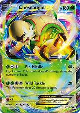 Pokemon Chesnaught EX XY18 Holofoil Promo Card FROM 2014 Tin (XY-18)