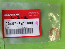 Honda Elite 1985-1988 CH 250 NOS Copper Washer p/n 90407-KM1-000  1 count