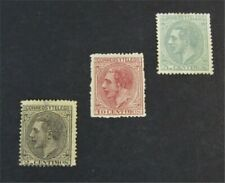 nystamps Spain Stamp # 242-244 Mint OG H / NG $40