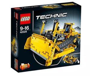 LEGO 42028 Technic Bulldozer GENUINE Bucket Wheel Excavator SEALED BRAND NEW!