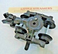 AMERICAN FLYER XA12A057 ACTION CAR KNUCKLE TRUCK ASSEMBLY SMALL HOLE  NEW